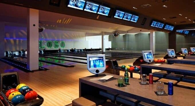 36 - Woergl - Check-In Bowling